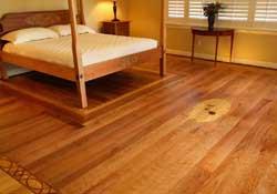 Бесшумные инфракрасные теплые полы идеальны для спальни