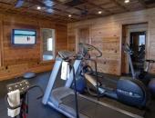 Утепленные резиновые плиты - лучший пол для домашнего фитнес-зал