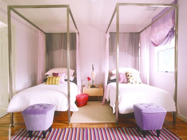 Теплый пол в детской комнате - забота о доровье детей и мире в их отношениях